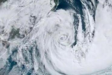 Após ciclone bomba, novo fenômeno pode atingir sul do Brasil | Reprodução | MetSul