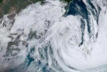 Especialistas alertam para risco de novo ciclone no Sul no Brasil | Reprodução | MetSul Meteorologia