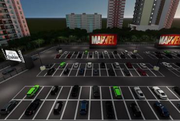 Cine Drive-In no Shopping da Bahia será inaugurado em agosto   Divulgação