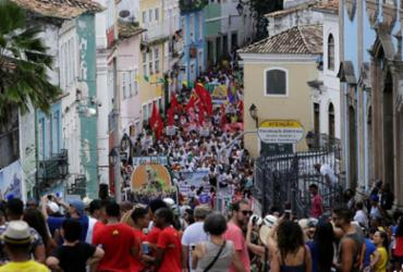 Sem o cortejo do Dois de Julho, políticos perdem teste de popularidade | Shirley Stolze / Ag A Tarde