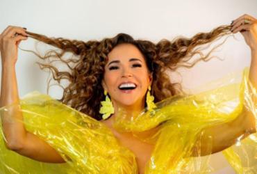 Live de Daniela Mercury está entre os 10 melhores shows da quarentena no mundo | Divulgação