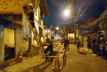 Pedreiro morre após marquise de imóvel desabar no bairro de Periperi | Divulgação | Sempre
