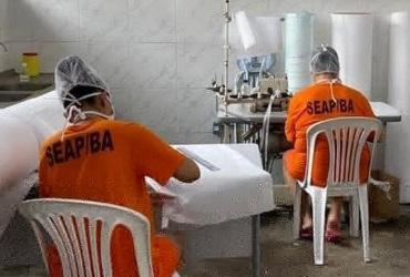 Contra orientação de Bolsonaro, Bahia manterá uso obrigatório de máscaras em presídios | Divulgação | GOVBA