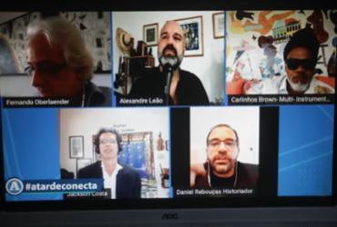 Personalidades refletem sobre o Dois de Julho em live do grupo A TARDE | Felipe Iruatã/ Ag. A Tarde