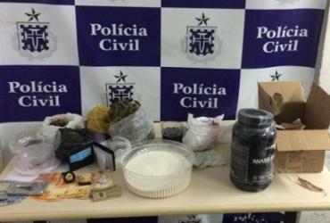 Polícia desmonta esquema de tráfico de ecstasy pelos Correios | Divulgação | SSP