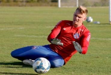 Douglas sofre estiramento na coxa fica fora dos próximos treinos do Bahia | Felipe Oliveira | E.C.Bahia