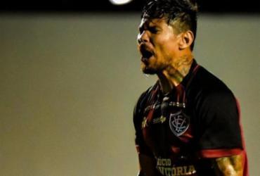 Vitória afasta atacante Léo Ceará pela segunda vez na temporada | Pietro Carpi | E.C.Vitória