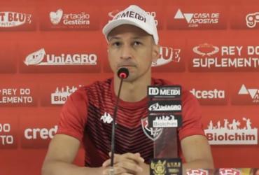 """Marcelinho fala em readaptação e explica vinda ao Brasil: """"Muito tempo longe da família""""   Reprodução   TV Vitória"""