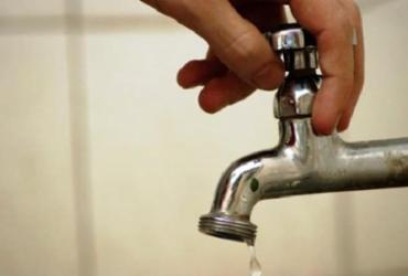 Abastecimento de água será interrompido em 25 bairros de Salvador | Divulgação | Cesan