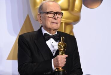 """Il Maestro"" Ennio Morricone morre aos 91 anos | Robyn Beck | AFP"