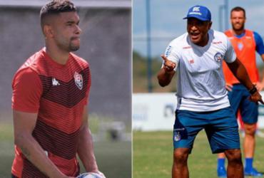 Em casa, dupla Ba-Vi precisa superar dramas do passado para manter perseguição ao título   Letícia Martins   EC Vitória e Felipe Oliveira   EC Bahia