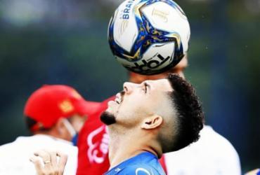 Bahia segue preparação no CT Evaristo de Macedo | Felipe Oliveira | EC Bahia