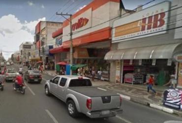 Prefeitura de Feira de Santana anuncia fechamento do comércio a partir desta terça | Reprodução | Street View