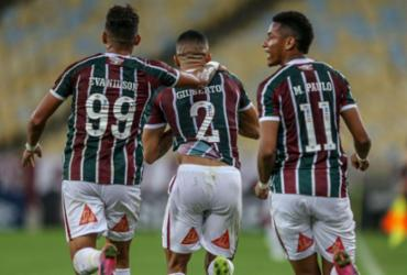 Fluminense supera Flamengo e conquista Taça Rio | Lucas Mercon | Fluminense