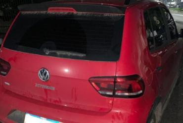 Homem é flagrado com carro roubado em Boca da Mata | Divulgação | Polícia Civil