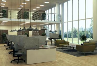 Arquitetos já pensam em soluções para escritórios | Divulgação