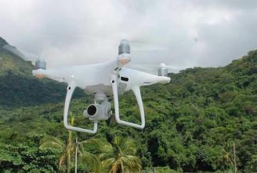 Homem é detido após usar drone para filmar terra indígena Tupinambá em Belmonte