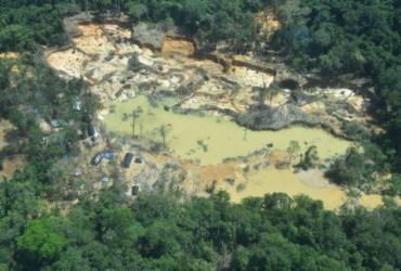 Justiça determina que governo retire garimpeiros da Terra Yanomami | Divulgação | Exército