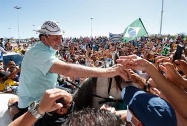 Bolsonaro vem à Bahia após ficar isolado por causa da Covid | Alan Santos |Agência Brasil