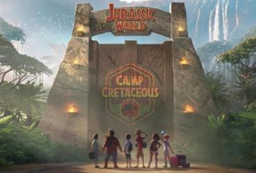 Netflix divulga trailer de série animada da franquia Jurassic World   Divulgação