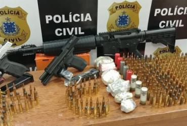 Laboratório para refino de cocaína é desmontado no Sul da Bahia