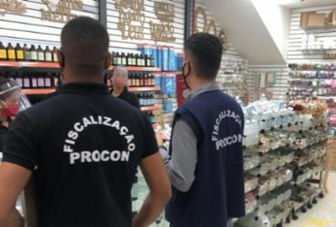 Lauro de Freitas tem mais de 100 estabelecimentos fiscalizados em reabertura do comércio | Prefeitura Municipal de Lauro de Freitas | ASCOM
