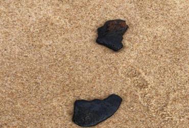 Manchas de óleo voltam a aparecer no litoral norte | Divulgação