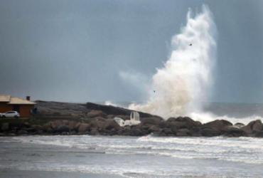 Marinha alerta para ventos fortes entre Caravelas e Salvador   Reprodução