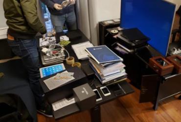 Membros do MBL são presos por lavagem de dinheiro | Divulgação | Polícia Civil