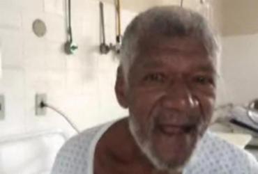 Mestre Lourimbau é encontrado no Hospital Octávio Mangueira | Divulgação
