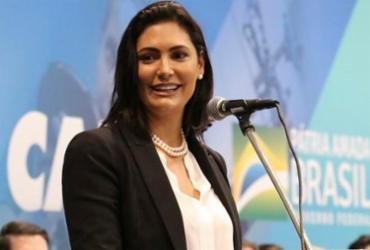 Primeira-dama Michelle Bolsonaro e filhas testam negativo para Covid-19 | Rovena Rosa | Agência Brasil