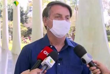 Ministros fazem testes para Covid-19 após resultado positivo no exame de Bolsonaro | Reprodução