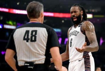 Mais nove jogadores da NBA testam positivo para coronavírus | Arquivo | AFP