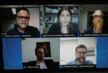 Especialistas debatem o mercado de trabalho no pós-crise | Felipe Iruatã | Ag. A TARDE