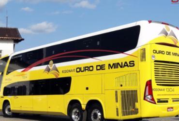 Ônibus que fazia linha São Paulo/Jacobina é apreendido | Reprodução|