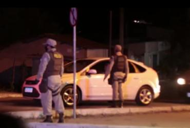 Jequié conta com operação policial para fiscalizar novo toque de recolher