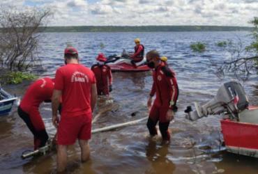 Três corpos são encontrados e podem ser de vítimas de naufrágio em Cabaceiras do Paraguaçu