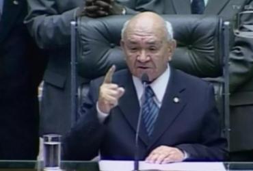 Morre o ex-presidente da Câmara dos Deputados Severino Cavalcanti   Reprodução   TV Câmara