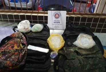Suspeito de liderar ataque no Parque Jocélia morre em confronto com a polícia | Divulgação | SSP-BA