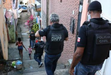 Polícia investiga denúncia de tráfico de drogas no Engenho Velho da Federação  