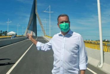 Ilhéus recebe primeira ponte estaiada da Bahia