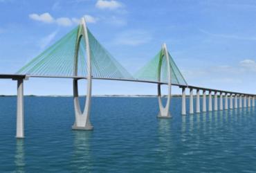 Pandemia prorroga assinatura de contrato da ponte Salvador-Itaparica com chineses   Reprodução