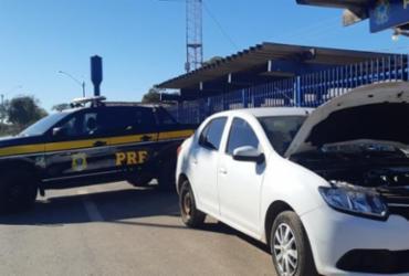 Carro roubado há 4 dias em Brasília é recuperado em Barreiras