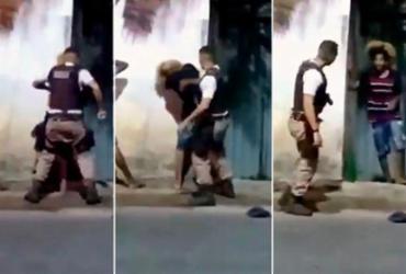 PMs envolvidos em tortura contra jovem negro em Paripe são denunciados | Reprodução