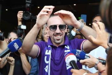 Ribery deixa futuro na Fiorentina em aberto após assalto à residência | Reprodução | Firenzeviola