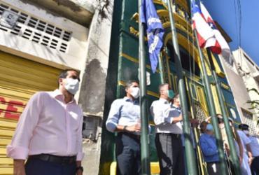 Rui e Neto defendem medidas adotadas para combater o novo coronavírus | Max Haack | SECOM