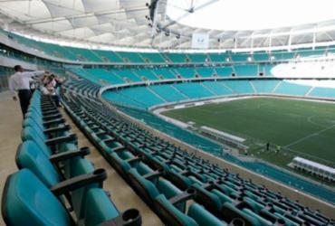 Rui Costa afirma que ideia de jogos na Fonte Nova não o agrada | Joá Souza | Ag. A TARDE