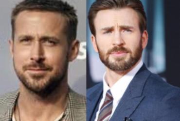 Filme mais caro do catálogo da Netflix terá Ryan Gosling e Chris Evans | Reprodução