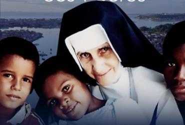 Documentário inédito narra a trajetória de Santa Dulce dos Pobres   Divulgação