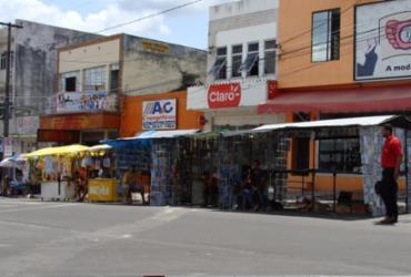 Prefeitura de Senhor do Bonfim autoriza reabertura do comércio